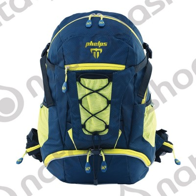 PHELPS TEAM BACK PACK Navy/ Green