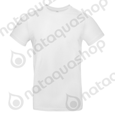 T-SHIRT HOMME BA220 WHITE