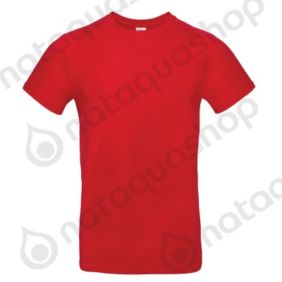 T-SHIRT HOMME BA220  Red