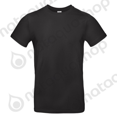 T-SHIRT HOMME BA220 Black