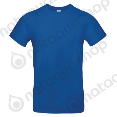 T-SHIRT HOMME BA220 Royal Blue