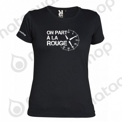 ON PART A LA ROUGE - FEMME PACK Noir