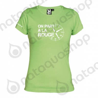 ON PART A LA ROUGE - FEMME PACK Vert