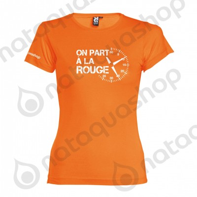 ON PART A LA ROUGE - FEMME PACK Orange