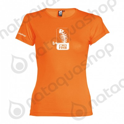 J'M'EN FISH - FEMME PACK Orange