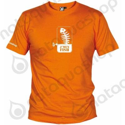 J'M'EN FISH - HOMME PACK Orange