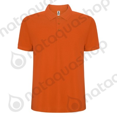 POLO PEGASO PREMIUM - HOMME ORANGE 31