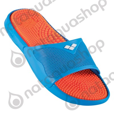 MARCO X GRIP UNISEX Solid orange/turquoise