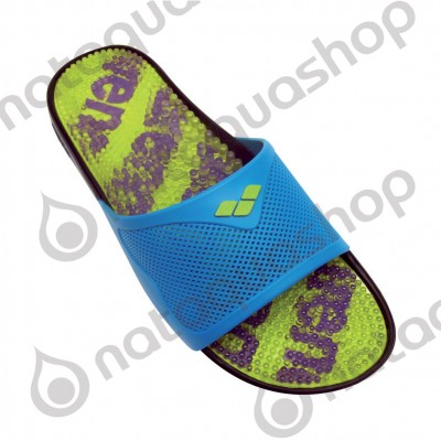 MARCO X GRIP UNISEX logo lime/turquoise