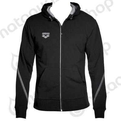 TL HOODED JACKET - UNISEXE Noir