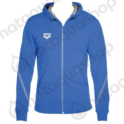 TL HOODED JACKET - UNISEXE Bleu roi