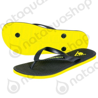 HAWAII Black/Bright Yellow