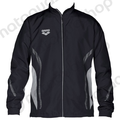 JR TL WARM UP JACKET Noir