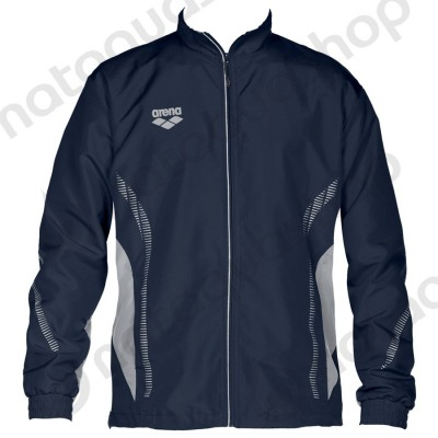 JR TL WARM UP JACKET Bleu marine