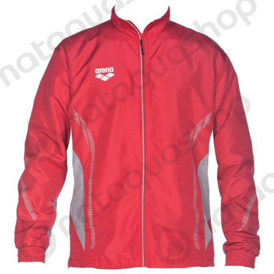 JR TL WARM UP JACKET Rouge