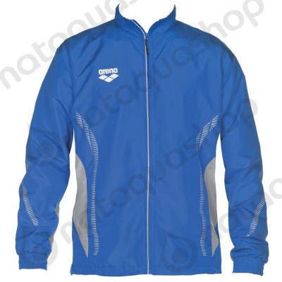 JR TL WARM UP JACKET Bleu roi
