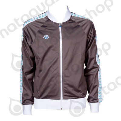 M RELAX IV TEAM JACKET - HOMME ESPRESSO-WHITE-MINT
